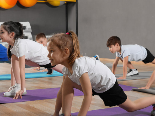 Instructing Exercise to Children and Adolescents